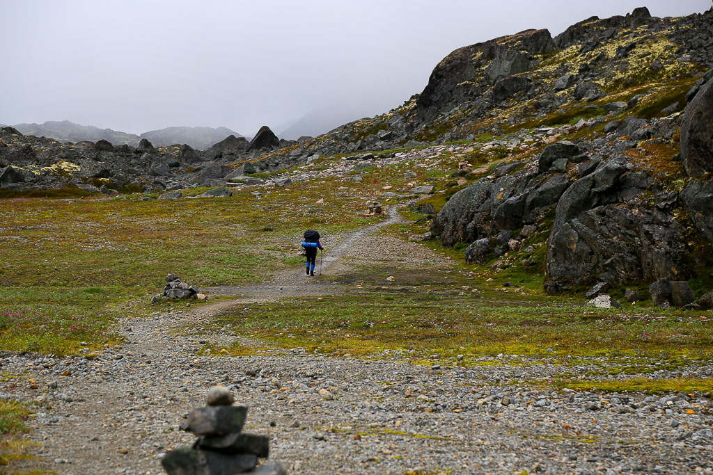 Backpacking the Chilkoot Trail