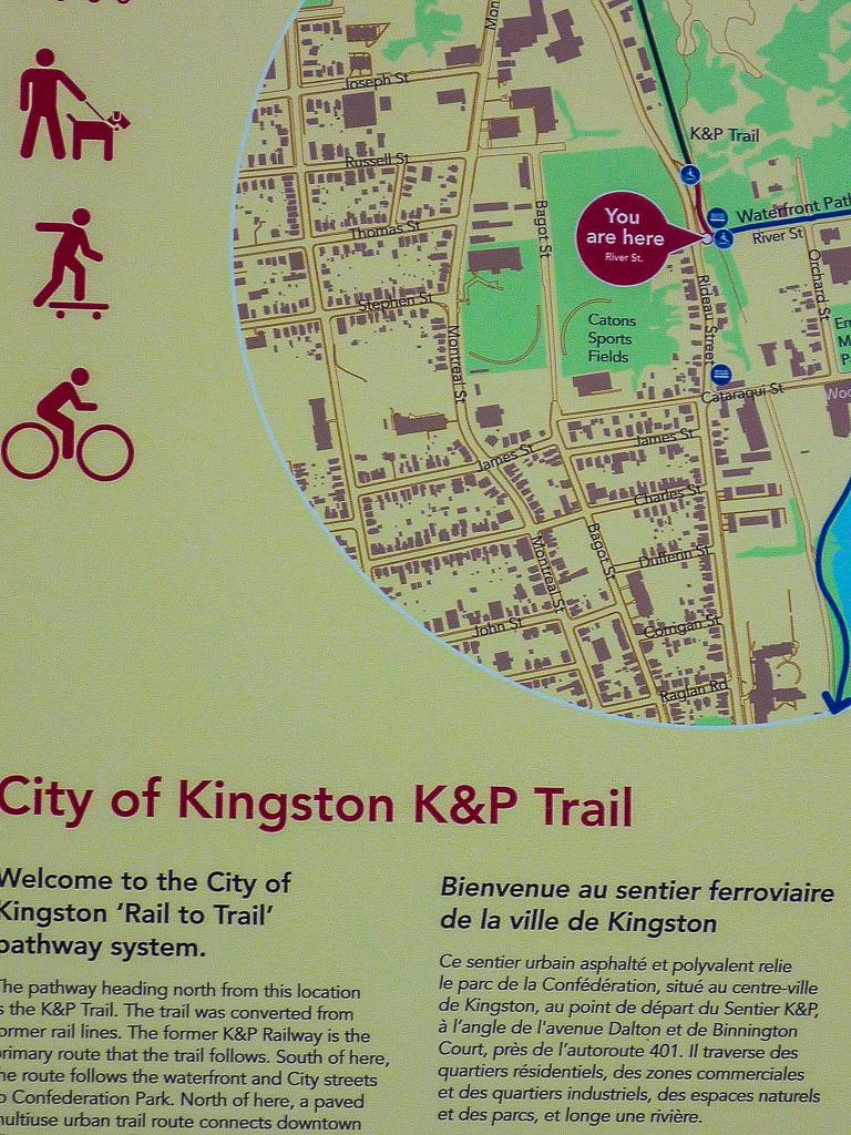Bikepacking the K&P Rail Trail