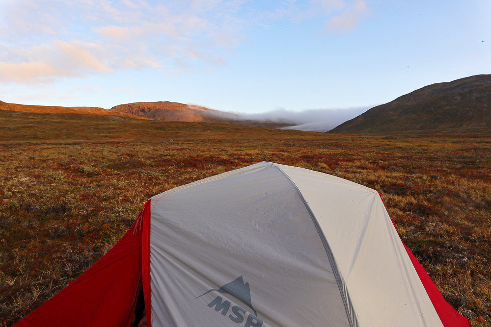 Backpacking the Arctic Circle Trail